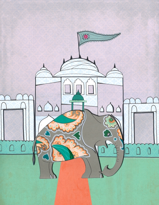 Waiting for the Maharajah – A Postcard from India